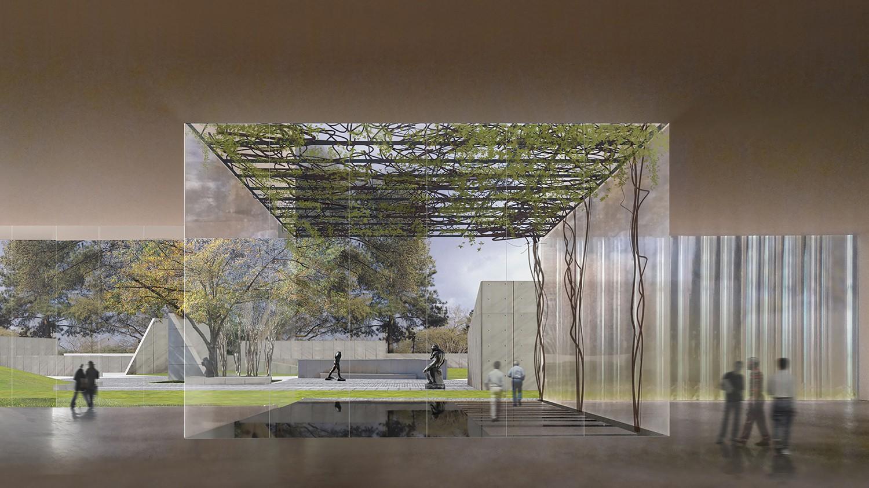 https://stevenholl.sfo2.digitaloceanspaces.com/uploads/projects/project-images/StevenHollArchitects_MFAH_SHA_19_courtyard view towards noguchi_option1_WH.jpg