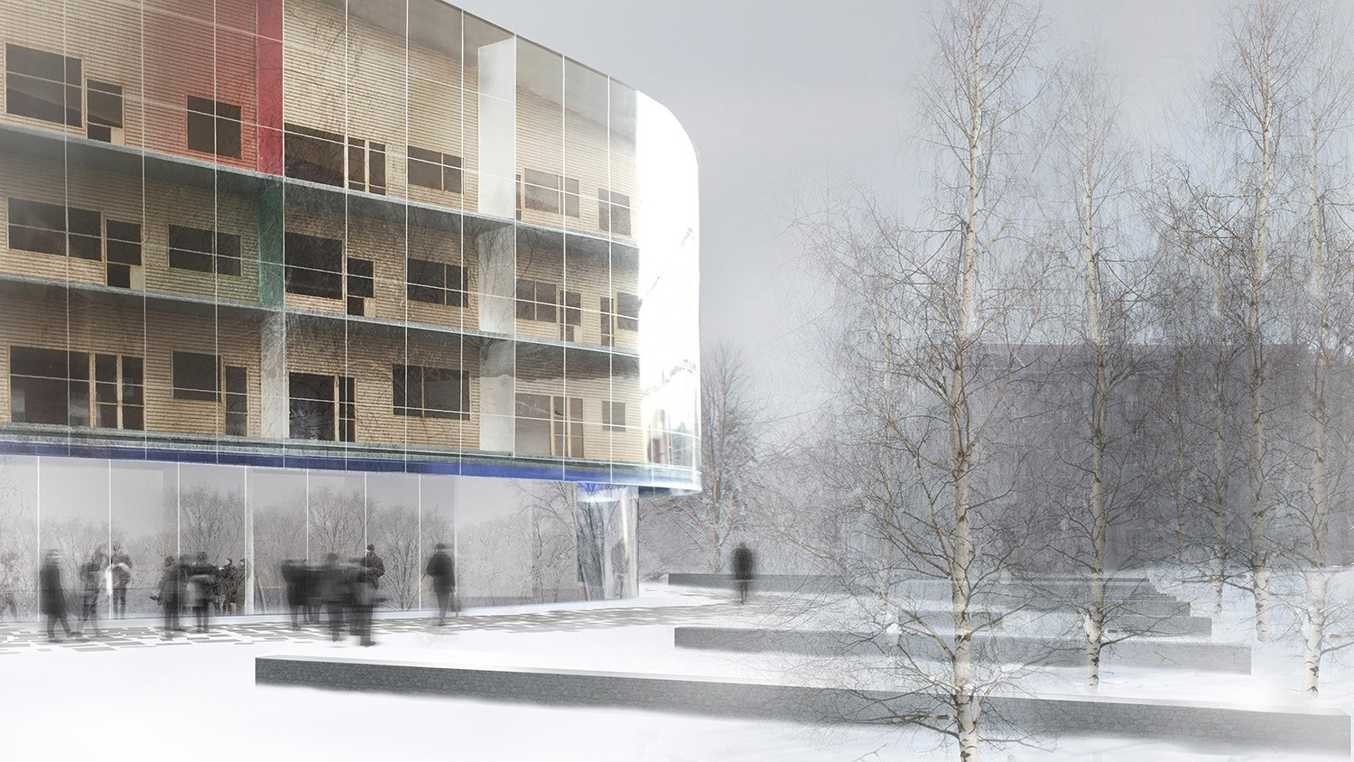 https://stevenholl.sfo2.digitaloceanspaces.com/uploads/projects/project-images/StevenHollArchitects_Meander_02 Snowy Day_WH.jpg
